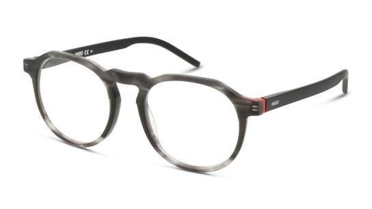 HG 1089 Men's Glasses Transparent / Grey