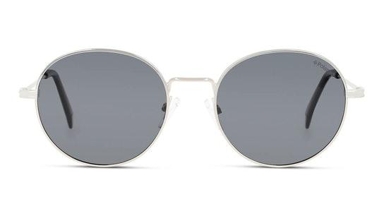 PLD 6105/S/X Men's Sunglasses Grey / Silver