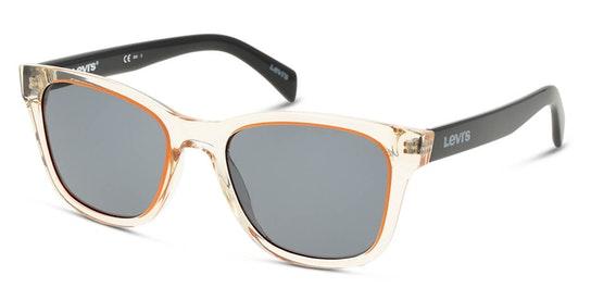 LV 1002/S Men's Sunglasses Grey / Yellow