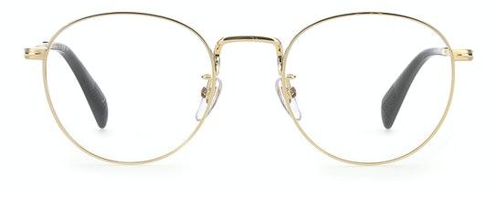 DB 1015 (J5G) Glasses Transparent / Gold