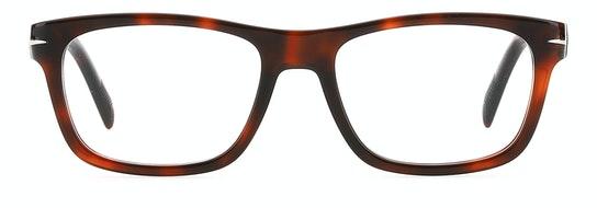 DB 7011 (0UC) Glasses Transparent / Red