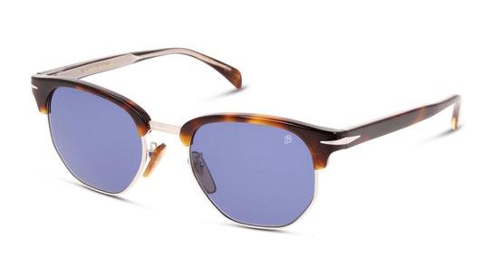 DB 1002/S Men's Sunglasses Blue / Tortoise Shell