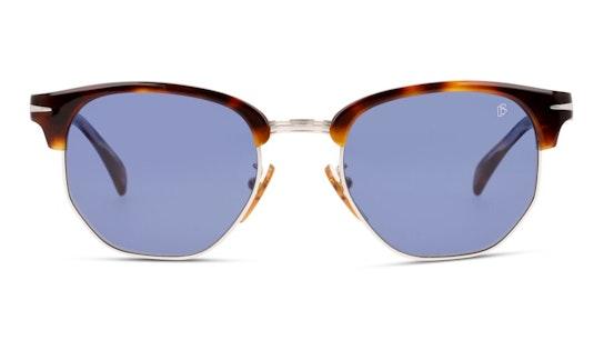DB 1002/S (WR9) Sunglasses Blue / Tortoise Shell
