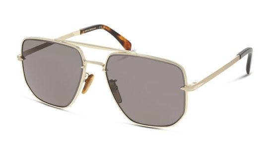 DB 7001/S (J5G) Sunglasses Grey / Gold