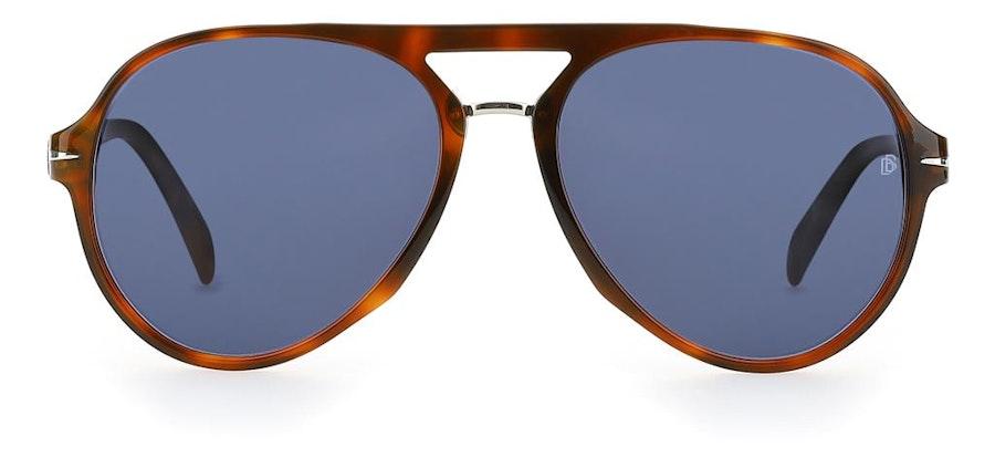 David Beckham Eyewear DB 7005/S Men's Sunglasses Grey / Tortoise Shell