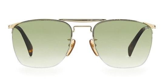 DB 1001/S (J5G) Sunglasses Blue / Tortoise Shell