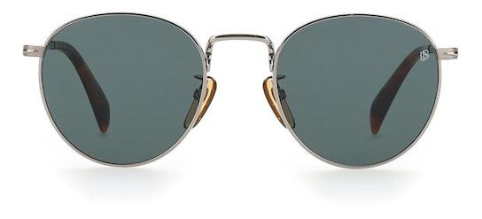 DB 1005/S (6LB) Sunglasses Green / Silver