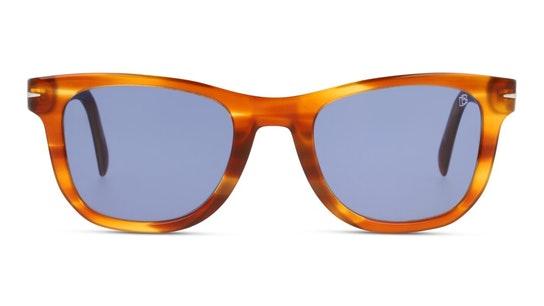 DB 1006/S (EX4) Sunglasses Blue / Brown