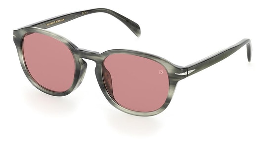 DB 1011/F Men's Sunglasses Red / Grey