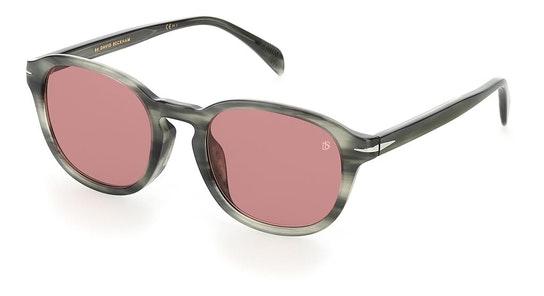 DB 1011/F (2W8) Sunglasses Red / Grey