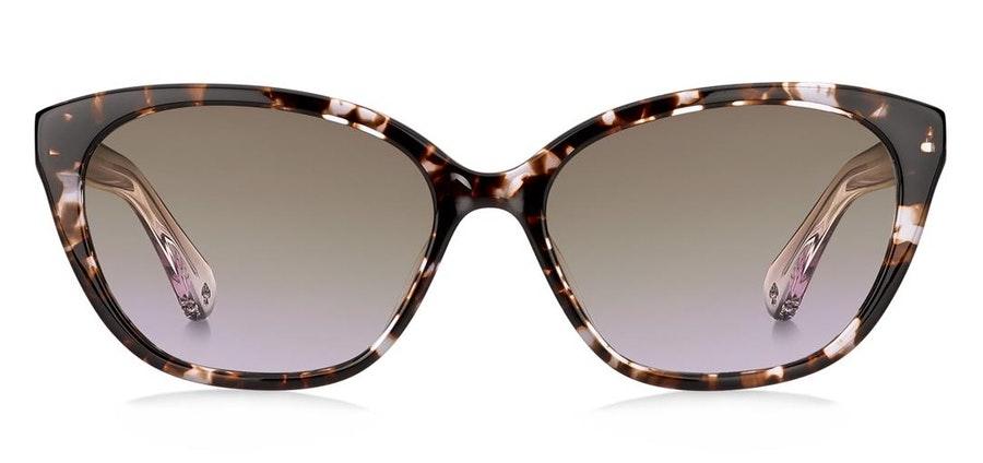 Kate Spade Philippa Women's Sunglasses Brown / Violet