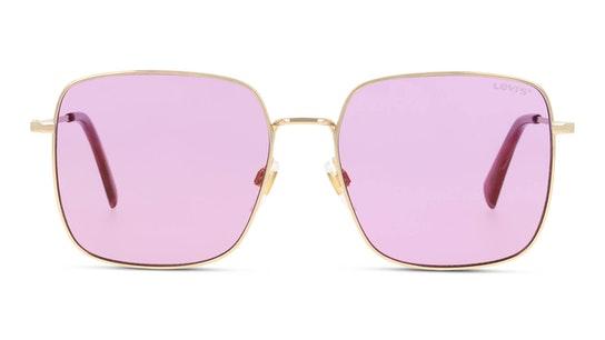 LV 1007/S Women's Sunglasses Violet / Pink