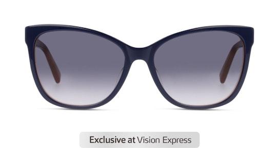 TH 1754/S Women's Sunglasses Grey / Navy