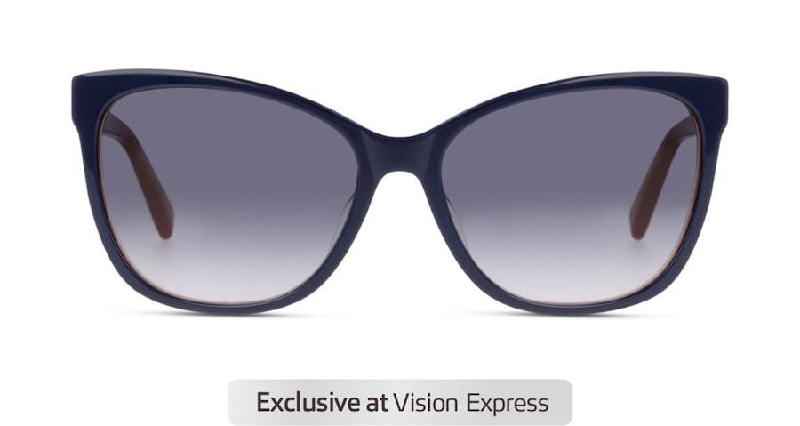 Tommy Hilfiger TH 1754/S Women's Sunglasses Grey / Navy