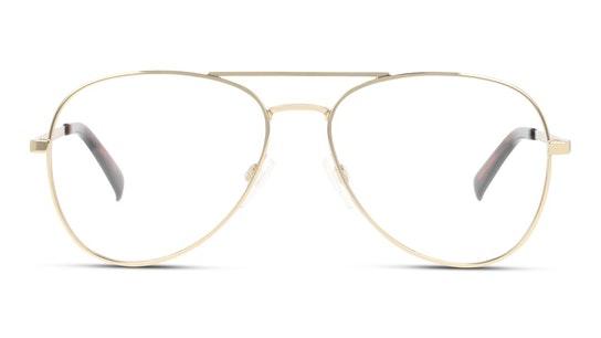 TH 1755 Men's Glasses Transparent / Gold