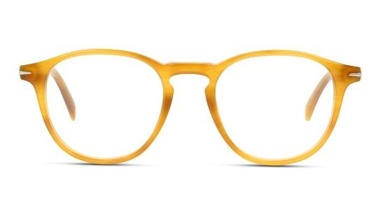 DB 1018 (EX4) Glasses Transparent / Tortoise Shell