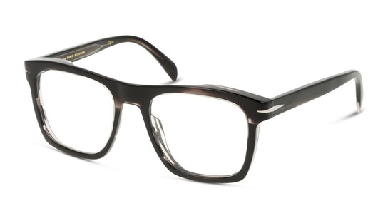 DB 7020 (2W8) Glasses Transparent / Grey