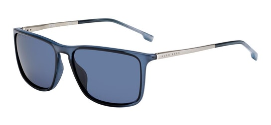 BOSS 1182/S Men's Sunglasses Blue / Blue