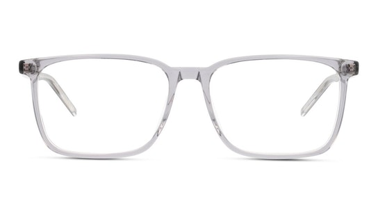 HG 1097 Men's Glasses Transparent / Grey
