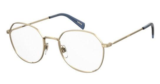 LV 1014 Women's Glasses Transparent / Brown
