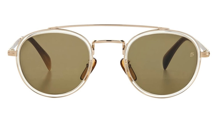 David Beckham Eyewear DB 7036/S Men's Sunglasses Green / Blue