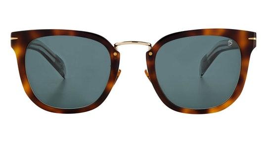 DB 7038/G/S (ACI) Sunglasses Green / Grey