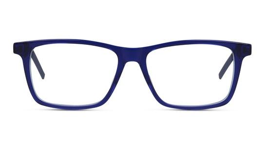 HG 1140 Men's Glasses Transparent / Blue