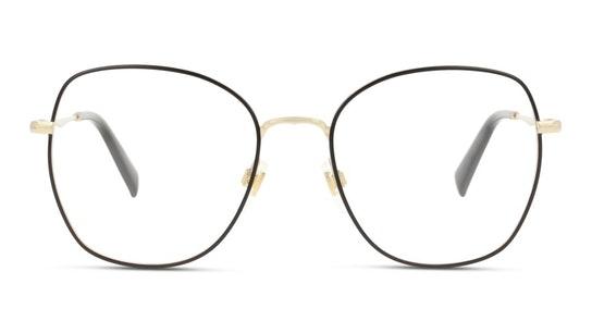LV 5023 Women's Glasses Transparent / Black