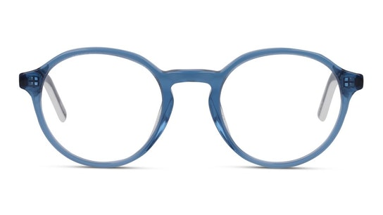 LV 1023 Men's Glasses Transparent / Blue
