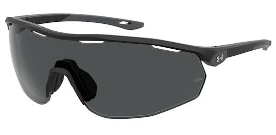 UA 0003/G/S Men's Sunglasses Grey / Black