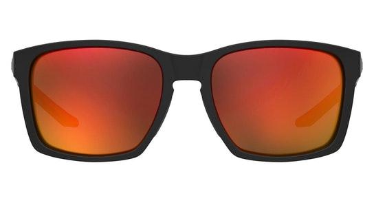 UA 0010/F/S Men's Sunglasses Red / Black