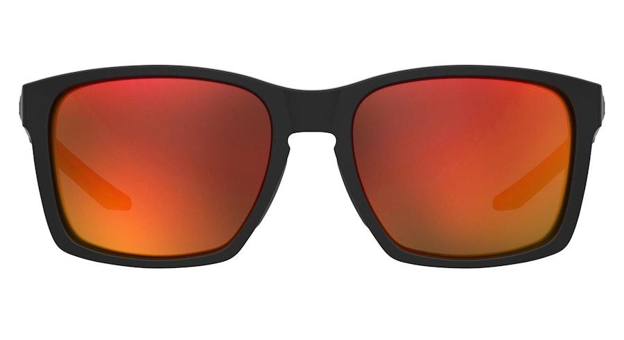 Under Armour UA 0010/F/S (RC2) Sunglasses Red / Black