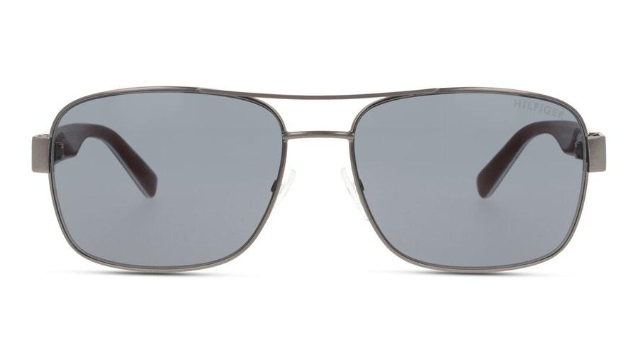 Tommy Hilfiger Bio-Based TH 1665/RE/S (R80) Sunglasses Grey / Grey