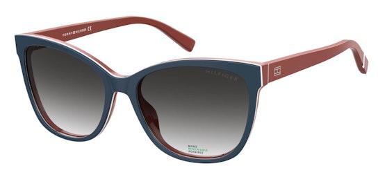 Bio-Based TH 1754/RE/S (8RU) Sunglasses Grey / Blue