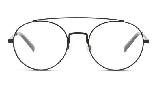 Bio-Based TH 1616/RE Men's Glasses Transparent / Black