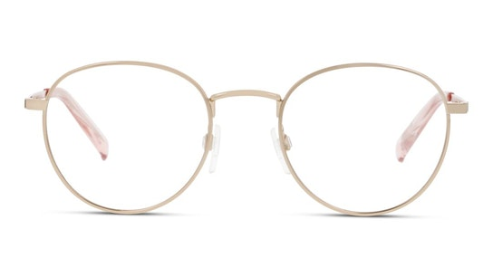 Bio-Based TH 1756/RE Women's Glasses Transparent / Gold