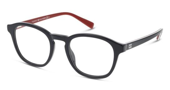Bio-Based TH 1858/RE Men's Glasses Transparent / Blue