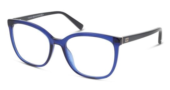 Bio-Based TH 1860/RE Women's Glasses Transparent / Blue