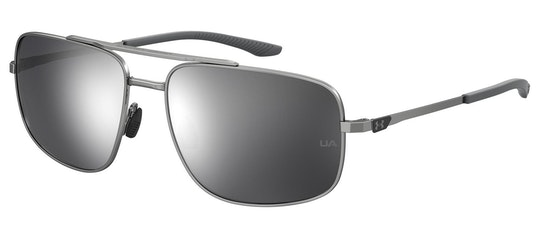 UA 0015/G/S Men's Sunglasses Grey / Grey
