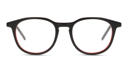 HG 1152 Men's Glasses Transparent / Black