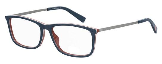 Bio-Based TH 1614/RE Men's Glasses Transparent / Blue