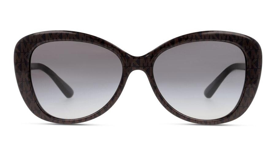 Michael Kors MK 2120 Women's Sunglasses Grey / Brown