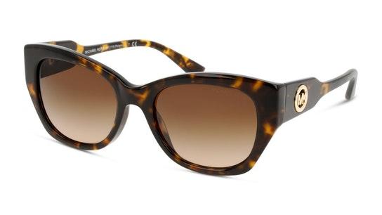 MK 2119 Women's Sunglasses Brown / Tortoise Shell