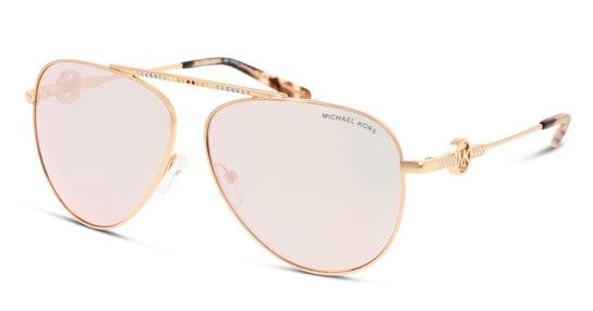 Salina MK 1066B Women's Sunglasses Pink / Gold