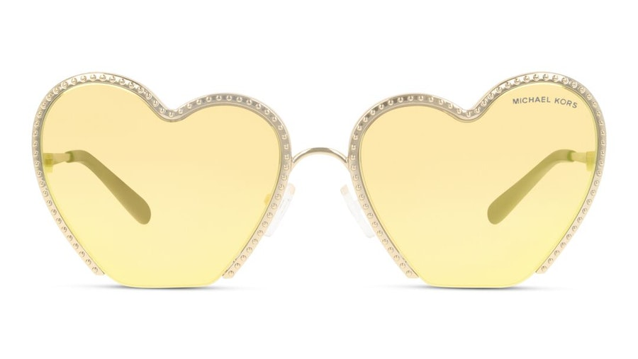 Michael Kors MK 1068 (10147J) Sunglasses Gold / Gold