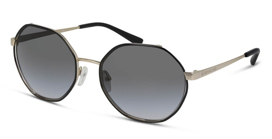 Porto MK 1072 Women's Sunglasses Grey / Black