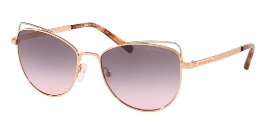 St.Lucia MK 1035 Women's Sunglasses Pink / Gold