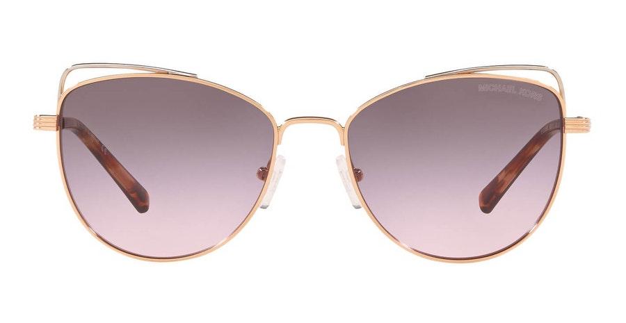 Michael Kors St.Lucia MK 1035 Woman's Sunglasses Pink/Gold
