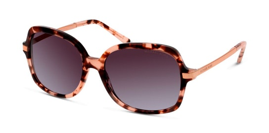 MK 2024 Women's Sunglasses Grey / Tortoise Shell