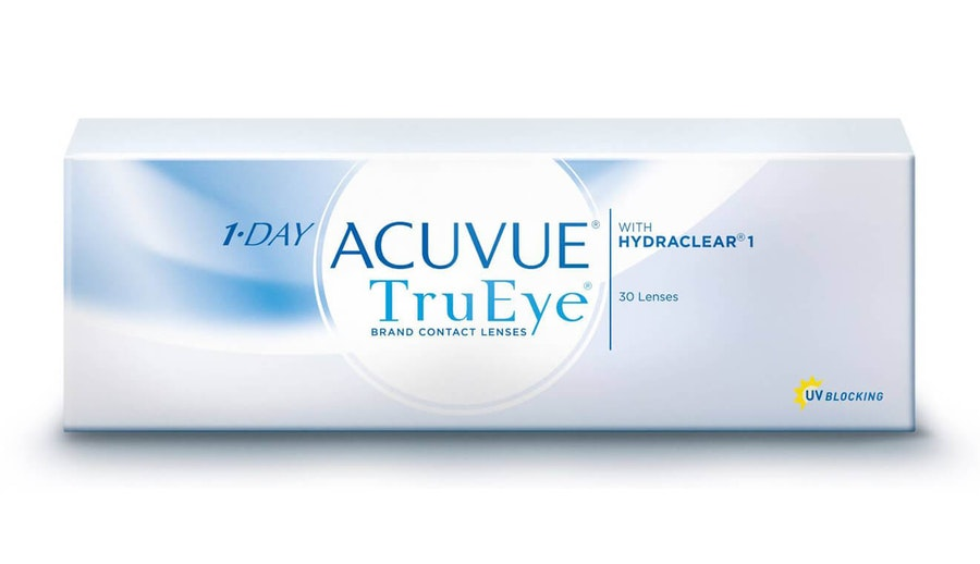 Acuvue TruEye with Hydraclear (1 day)